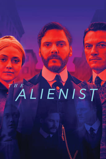 Poster of The Alienist