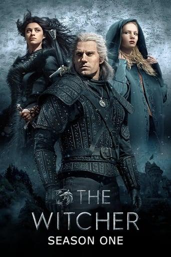 The Witcher 1ª Temporada - Poster