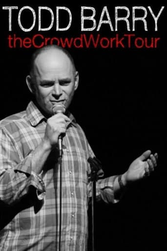 Poster of Todd Barry: The Crowd Work Tour