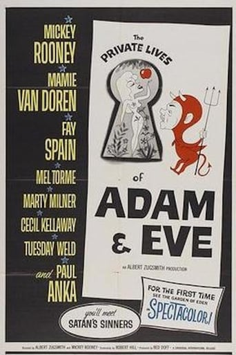 Poster of The Private Lives of Adam and Eve