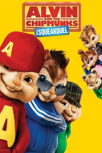 Poster of Alvin and the Chipmunks: The Squeakquel