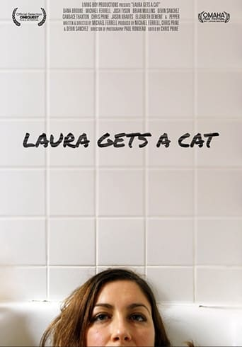 Poster of Laura Gets a Cat