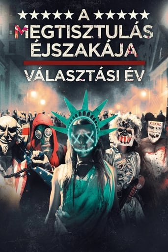 Poster of A megtisztulás éjszakája: Választási év