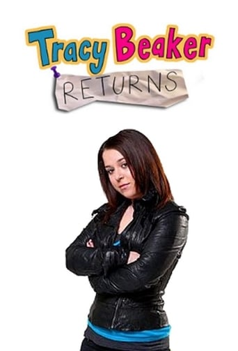 Poster of Tracy Beaker Returns