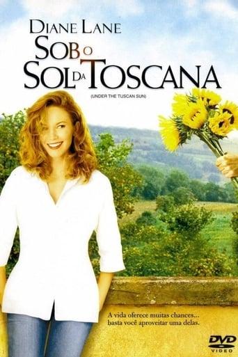 Sob o Sol da Toscana - Poster
