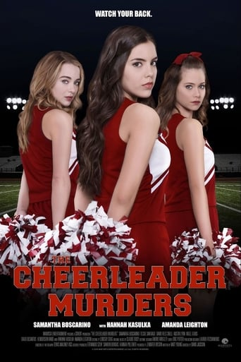 Poster of The Cheerleader Murders