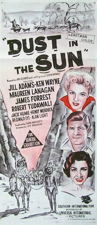 Poster of Dust in the Sun
