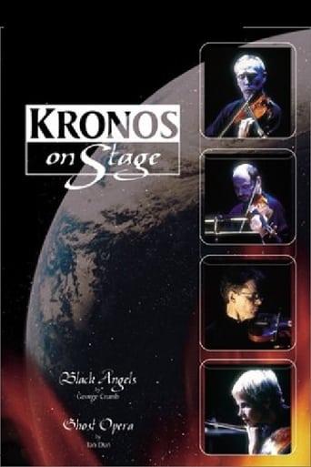 Ver Kronos Quartet - Kronos on Stage (Black Angels - Ghost Opera) pelicula online
