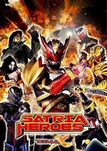 Satria Heroes Bima-X Revenge Of Darkness
