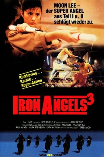 Watch Iron Angels 3 1989 full online free