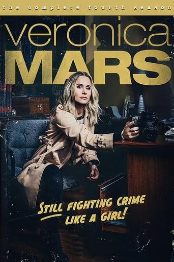 Veronica Mars A Jovem Espiã 4ª Temporada - Poster
