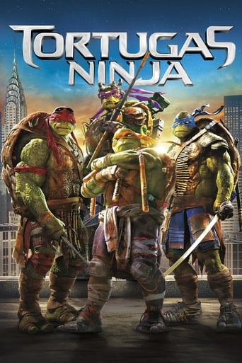 Poster of Ninja Turtles