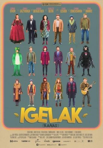 Poster of Igelak