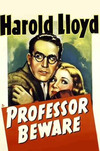 Poster of Professor Beware