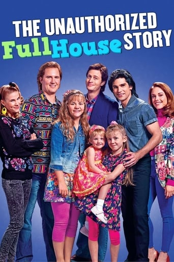 Poster of The Unauthorized Full House Story