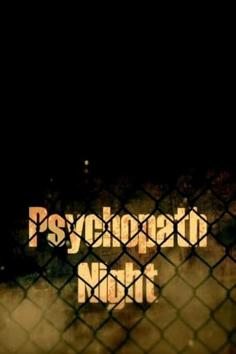 Poster of Psychopath Night