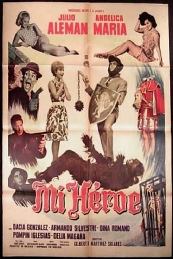 Watch Mi héroe Online Free Putlocker