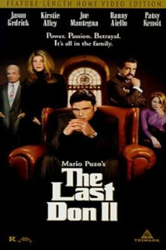 Poster of The Last Don II
