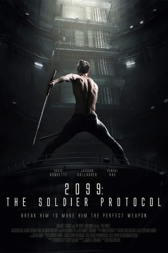 Poster of 2099: The Soldier Protocol