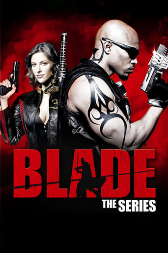 Poster of Blade: The Series