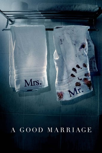 A Good Marriage (2014) - poster