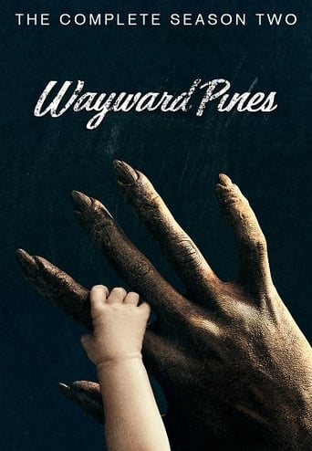 Veivardo pušynas / Wayward Pines (2016) 2 Sezonas