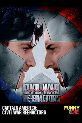Poster of Captain America: Civil War Reenactors