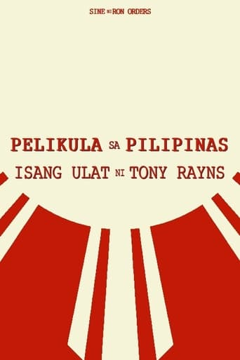 Poster of Visions Cinema: Film in the Philippines - A Report by Tony Rayns
