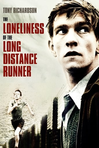 Poster of The Loneliness of the Long Distance Runner