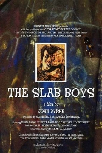 Poster of The Slab Boys