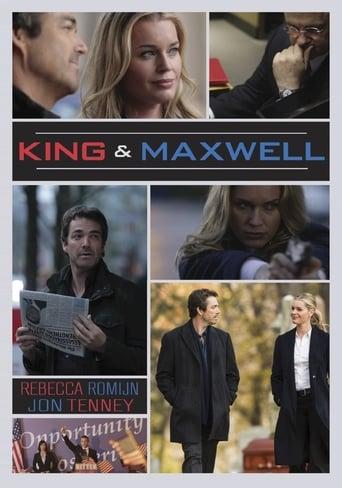 Kingas ir Maksvel / King & Maxwell (2013) 1 Sezonas