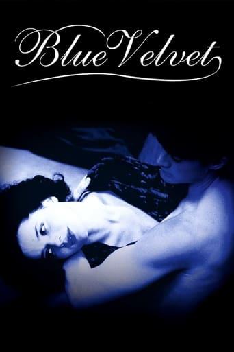 Poster of Blue Velvet