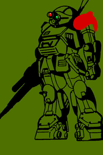Poster of Armored Trooper Votoms