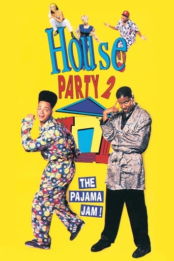 Poster of House Party 2
