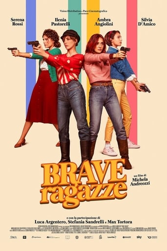 Poster of Brave ragazze
