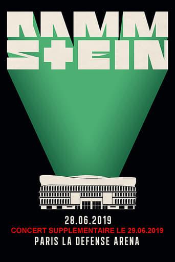 Poster of Rammstein en concert à Paris La Défense Arena