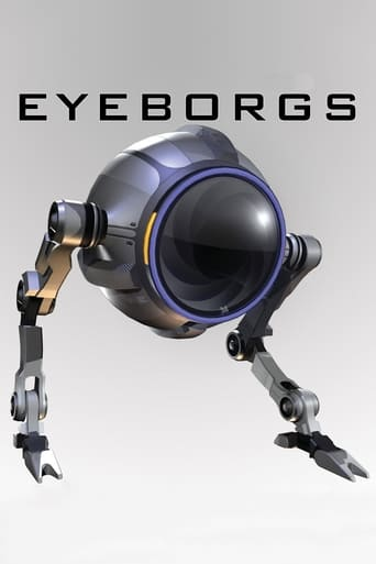 Poster of Eyeborgs