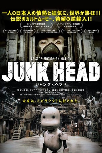 Junk Head (2021)