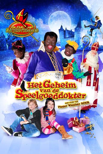 Poster of De Club van Sinterklaas & Het Geheim van de Speelgoeddokter