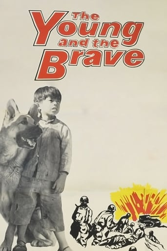 Poster of The Young and the Brave