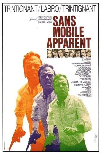 Poster of Without Apparent Motive
