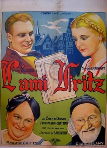 Poster of In Old Alsace