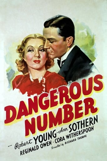 Poster of Dangerous Number