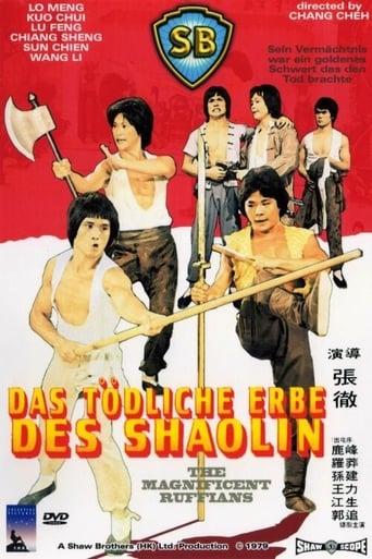 Das tödliche Erbe des Shaolin