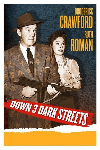 Poster of Down Three Dark Streets