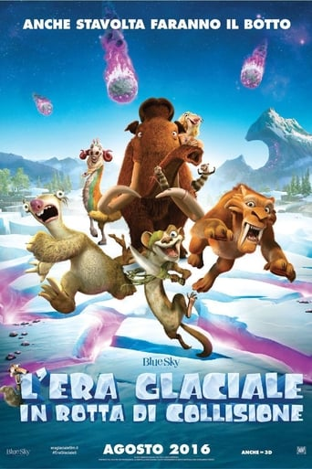 Cartoni animati L'era glaciale - In rotta di collisione - Ice Age: Collision Course