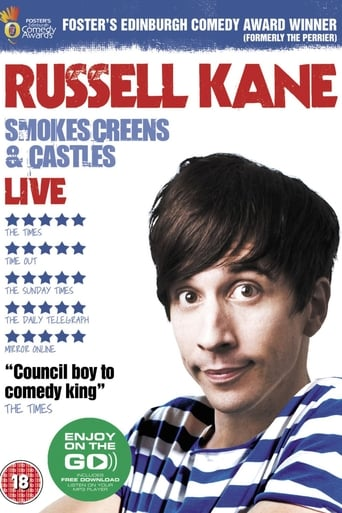 Poster of Russell Kane: Smokescreens and Castles Live