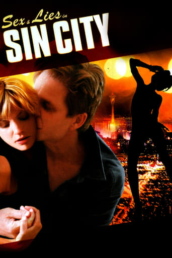 Poster of Sex and Lies in Sin City