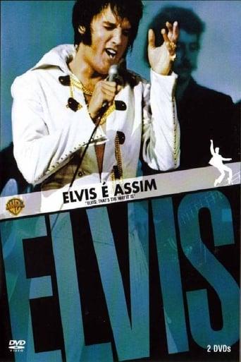 Elvis é Assim - Poster