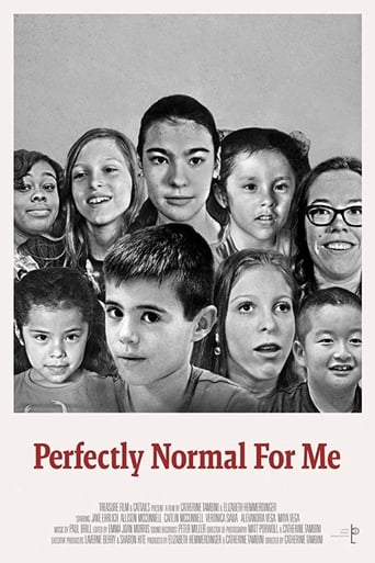 Watch Perfectly Normal for Me Online Free Putlocker